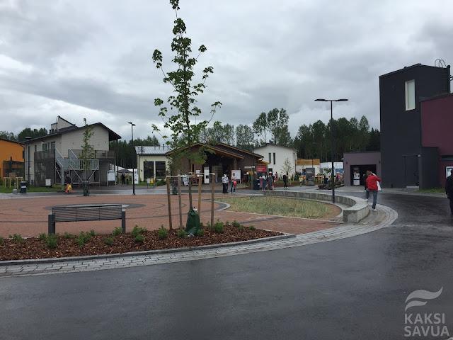Kaksi Savua Vantaan asuntomessut