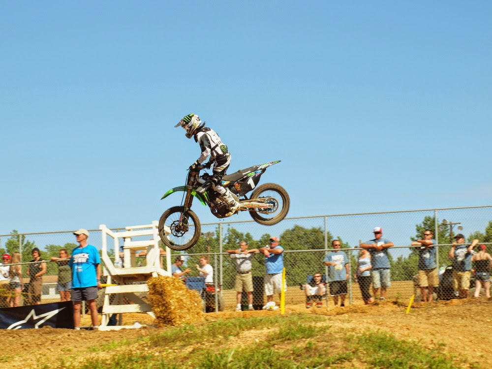 Blake Baggett - Budds Creek 2013