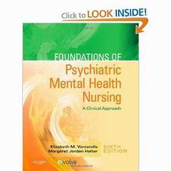 Foundations of Psychiatric Mental Health Nursing 6e