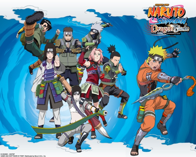 Review naruto shippuden dragon blade chronicles wii top pc games