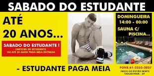 PROMOÇÃO DE SABADO !
