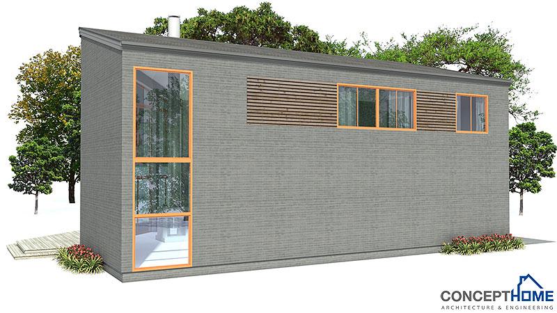 Contemporary house plans contemporary home plan ch155 for Concept home com