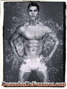 Cristiano Ronaldo Desnudo
