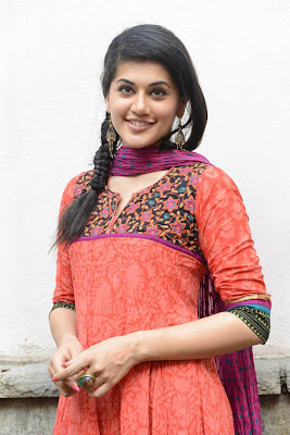 Taapsee latest photos at gundello godari movie