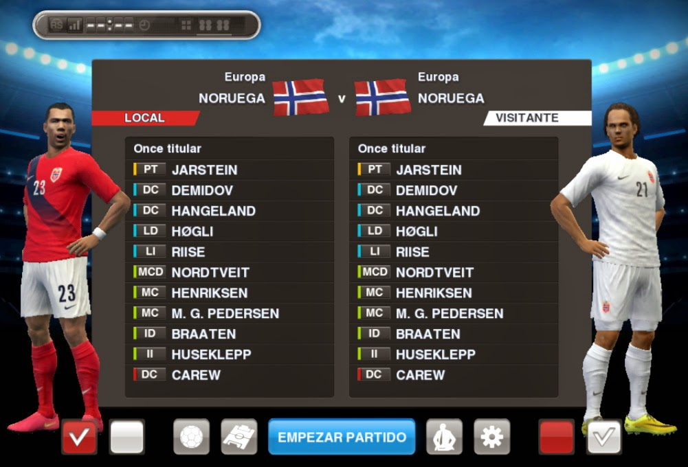 PES 2013 Norway 2015-16 GDB by GoingToHeaven_