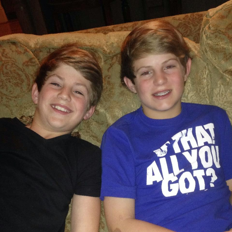 mattyb and his brothers
