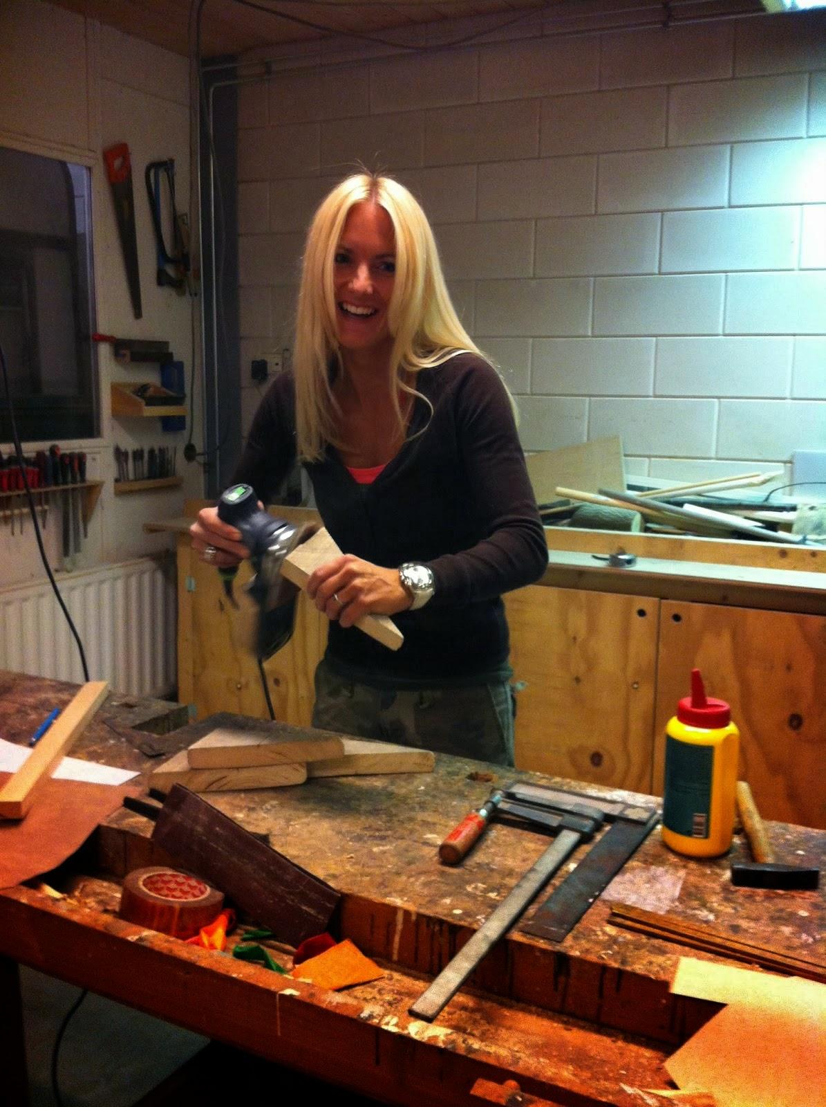 workshop houtbewerking vriendinnenavond myJPK