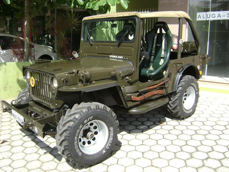 modelo jeep: