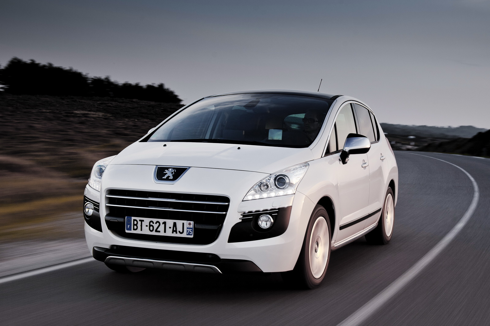 Jay S Online Notepad Peugeot 3008