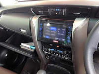 interior new fortuner 2015