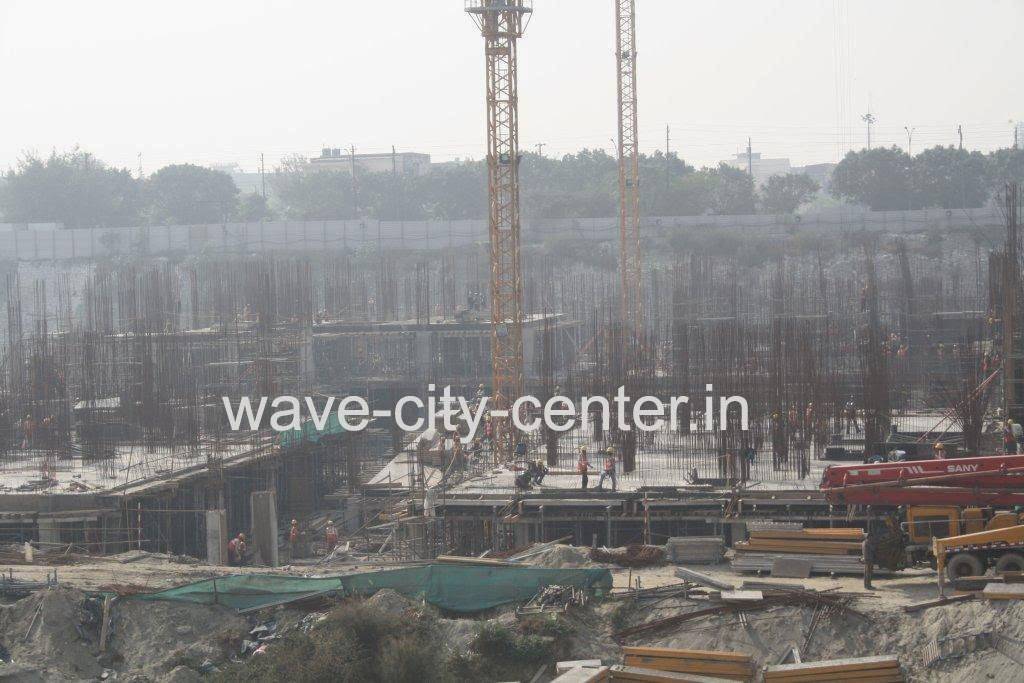 Wave City Center Construction Update 5