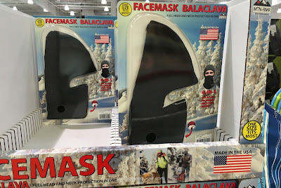 Stay warm this El Nino winter with the MTN RMR Facemask Balaclava