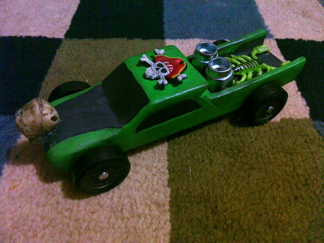 How To Build a Pinewood Derby Car/Block - Wikibooks, open books ...