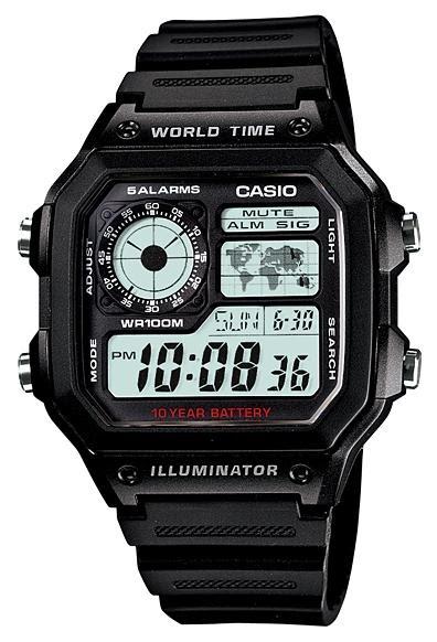 CASIO AE-1200WH-1AV