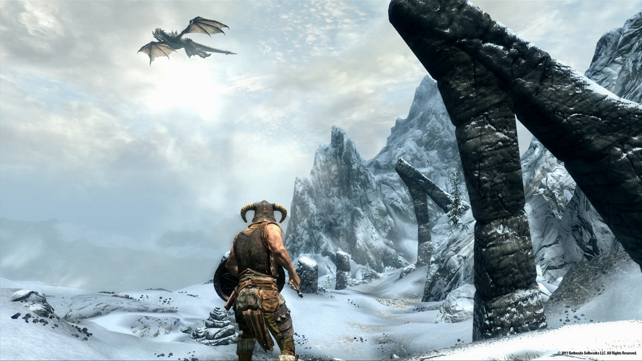 The Elder Scrolls HD & Widescreen Wallpaper 0.264000280430913