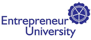 logo entrepreneur university yang didirikan purdi e chandra