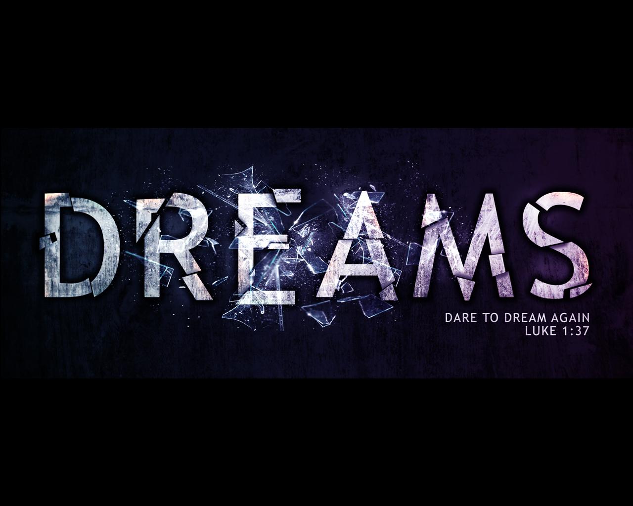 Shattered Dream...