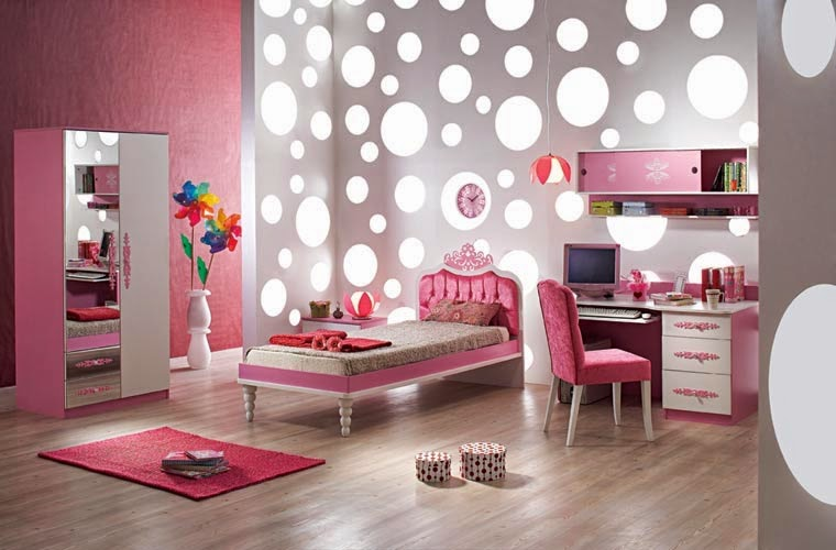 cool ideas for pink girls bedrooms architecture modern design