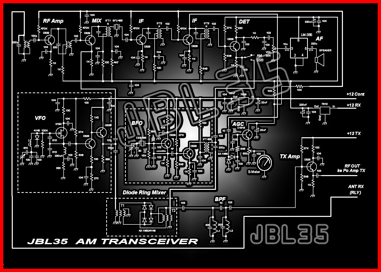 Tibet Sound System 2014 400watt Irfp448 Power Amplifier Circuit Diagram Am Transceiver