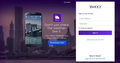 Cara Membuat Akun Email Baru di Yahoo Mail/Ymail.com