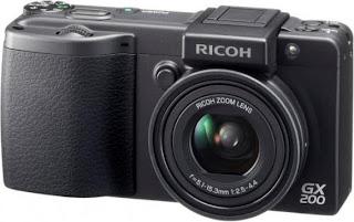 Ricoh GX200, new Ricoh, polaroid camera, new digital camera