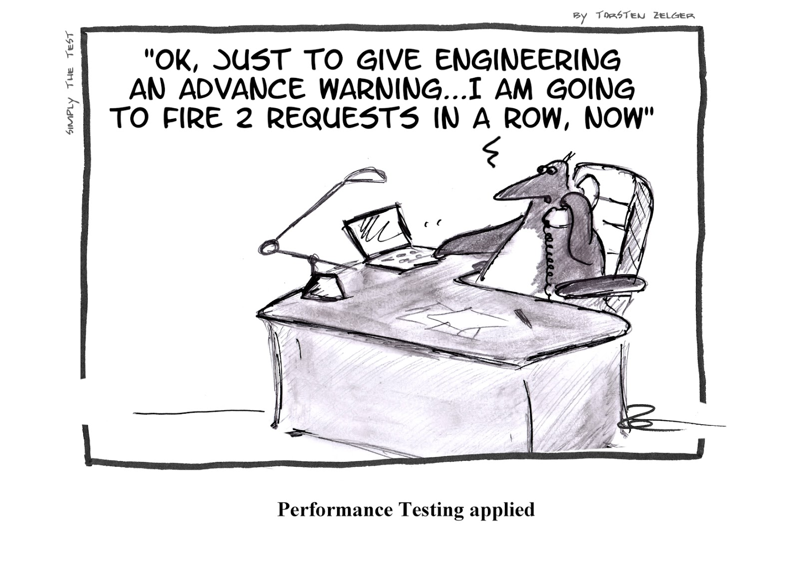 """performance testing Introduction to performance testing page 11 performance engineering """"performance engineering is the process by which software is tested and tuned with the intent of."""