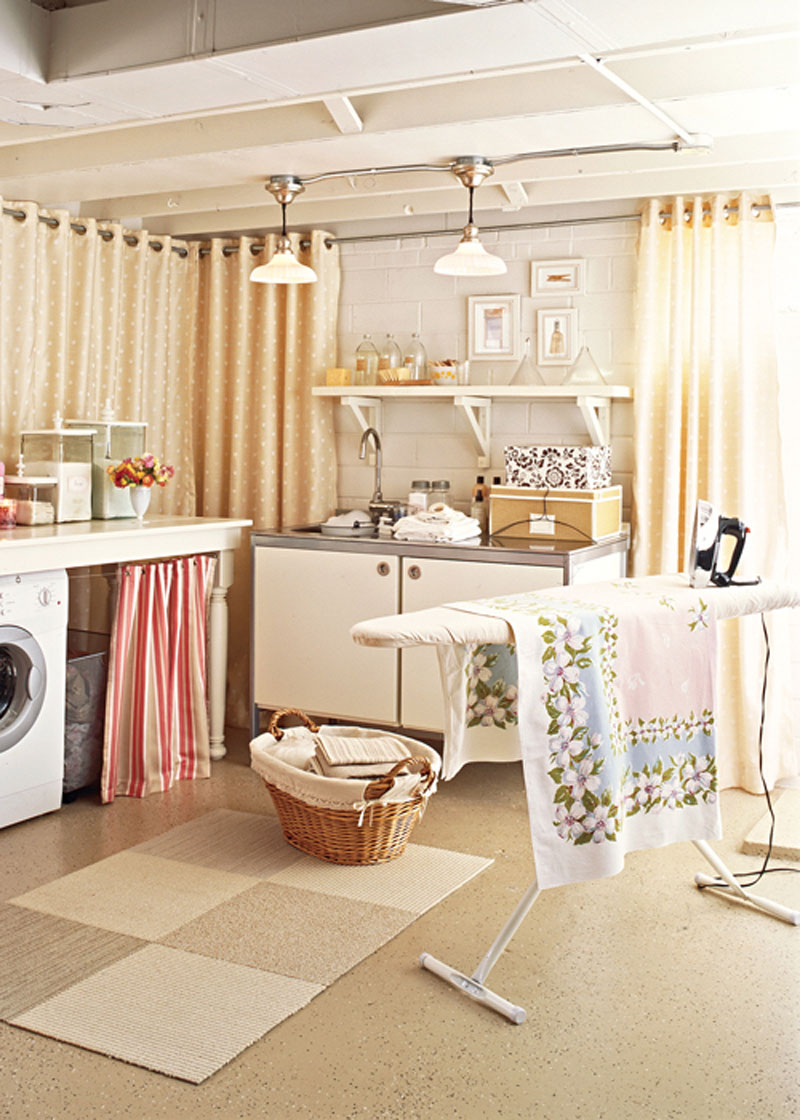 My So-Called Home: Livable Laundry Room