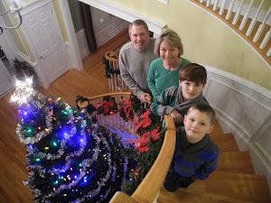 Stanton, Kathleen, Payton and Parker