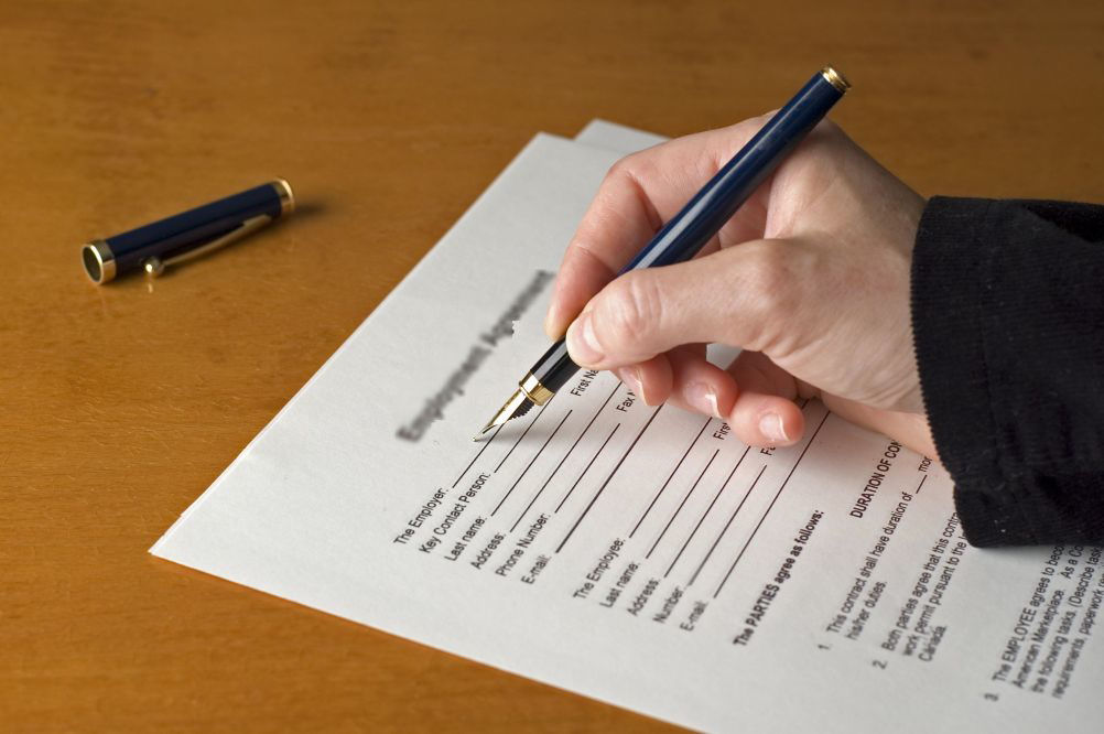 how to change a legal document