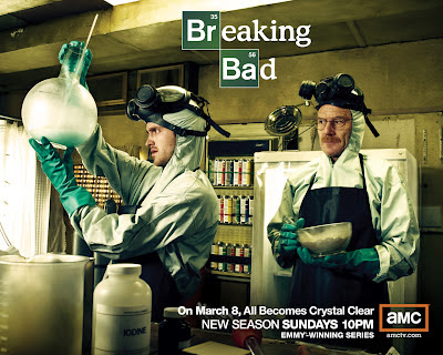 La Serie Breaking Bad es una de mis favoritas ;-)