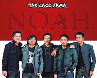 Lirik Dan Kunci Gitar Lagu Noah - Cinta Bukan Dusta