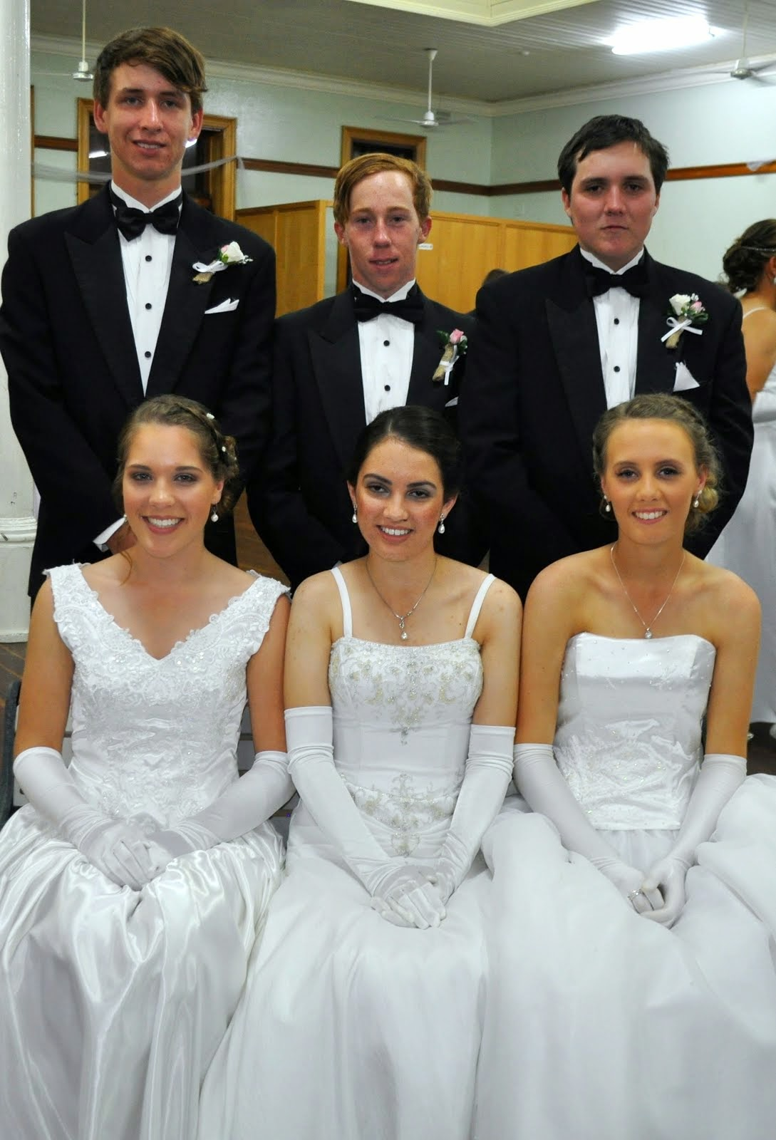 Stunning Debs and Their Partners