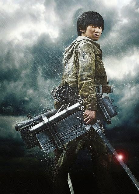 """Kanata Hongo es Armin en la película de imagen real de """"Ataque a los Titanes"""""""