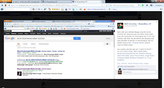 Cara Ampuh Agar Postingan Blog Bisa Cepat Terindex Google