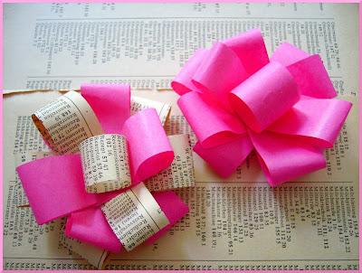 buchpapier basteln
