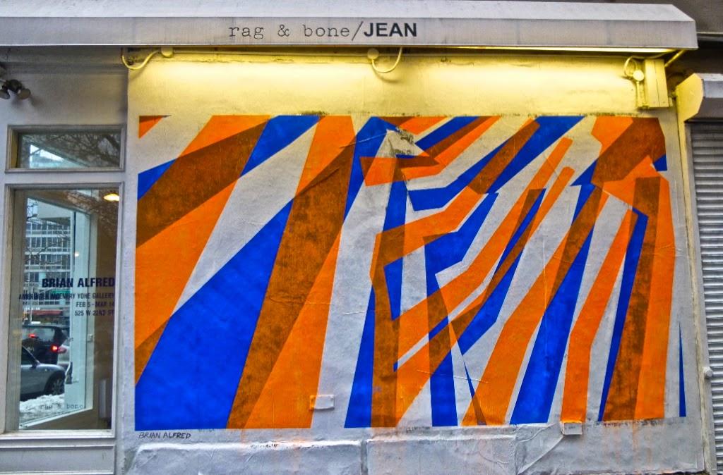 Drivebycuriosity new york city street art never for Mural on broome street