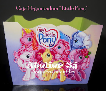 Sorpresas Infantiles LITTLE PONY