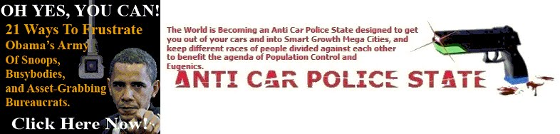 Anti Car Police State