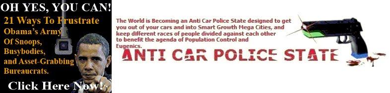 Anti Car Police State
