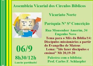 ASSEMBLEIA DOS CÍRCULOS BÌBLICOS