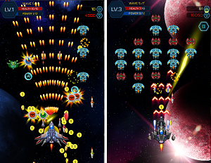 Arcade Game of the Month - Space Galaxy Attack