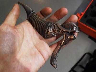 日本雕刻家杉山孝博(dual flow)所造的一點非賣品
