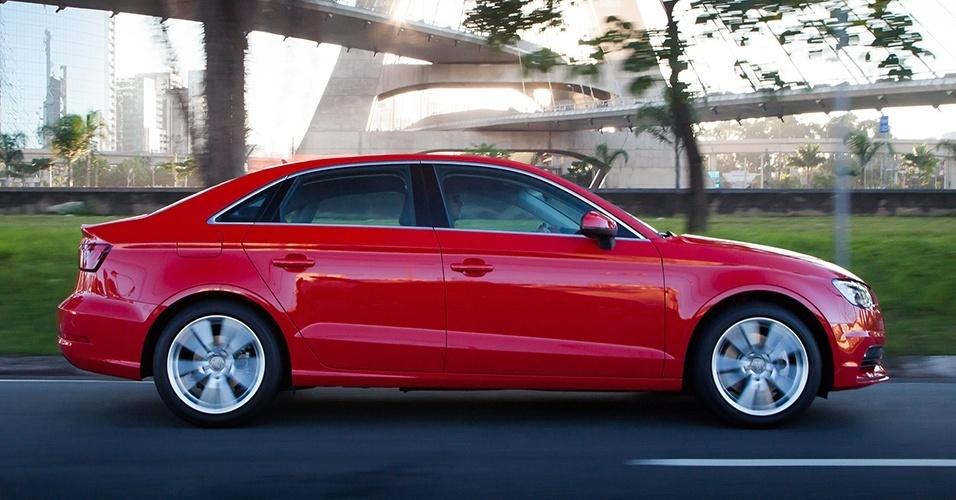 Audi A3 - compacto premium mais vendido dos EUA