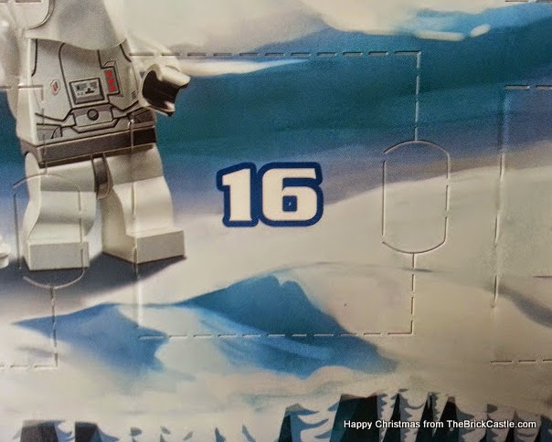 The LEGO Star Wars Advent Calendar Day 16