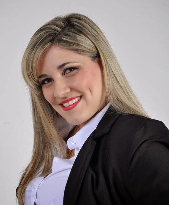 SECRETÁRIA DE MEIO-AMBIENTE - Anna Luíza