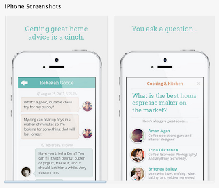 Cinch app for Klout