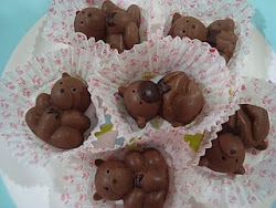 Teddy Bear Chocolates