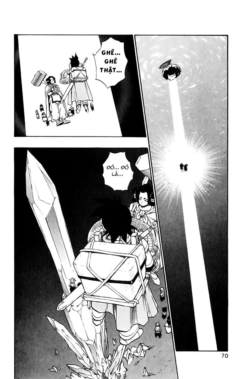 Dấu ấn rồng thiêng 2 – Emblem of Roto chap 54 page 19 - IZTruyenTranh.com