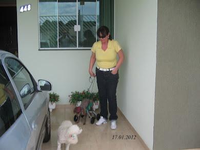 Toy, Dara e mamãe