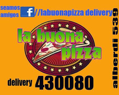 La Buona Pizza !!!